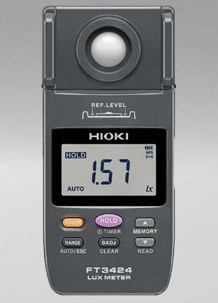 Medidor de luz Cumple íntegramente con la NOM 025 STPS realiza mediciones en remoto para evitar los efectos de sombras y reflejos. Memoria interna de