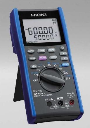 Voltaje DC y Voltaje AC 60,000 mV a 1000.0 V. Voltaje CC + CA 6.0000 V a 1000.0 V. Resistencia 60,000 Ω a 600.0 MΩ. Corriente DC 600.00 μA a 600.00