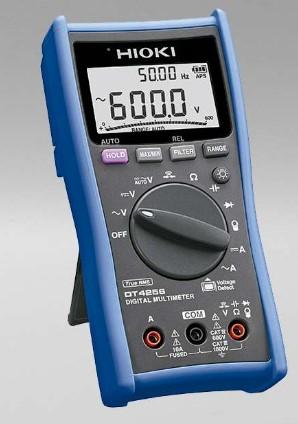 Voltaje DC y AC 600.0 mV a 1000 V. Resistencia 600.0 Ω a 60.00 MΩ. Corriente DC y AC 60.00 mA a 10.00 A.Deteccion de voltaje Hi y Lo AC40-80 V a 600