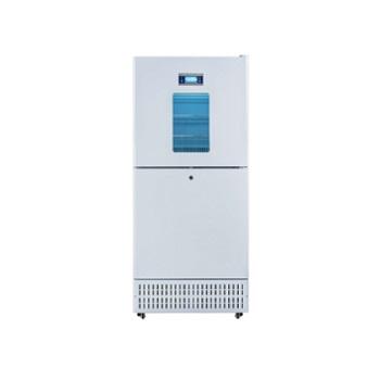 Refrigerador y congelador biologico. Modelo YCD-EL450 Marca Ecoshel. 450 litros. Rango de temperatura: Compartimiento superior: 2 a 8°C. Inferior: -1