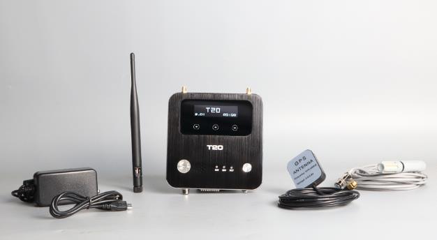 Registrador de datos de temperatura y humedad inalámbrico. Solicitar versión celular o wifi. Rangos: -40°C a 80°C, 0% a 100% HR. Admite hasta 2 so