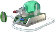Sistema: Para adulto Frecuencia respiratoria programable:10 a 25 Regulador de la frecuencia respiratoria IE ( inspiración / espiración).Batería de