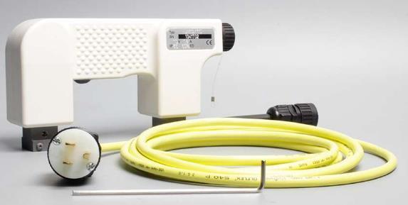 Cuenta con sus devanados directamente en los polos. El cable se puede quitar evitando el pandeo o la rotura. Fuerza de campo tangencial 30 A/cm. Volta